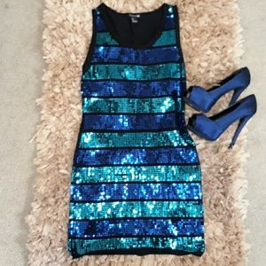 Forever XXI sequin dress